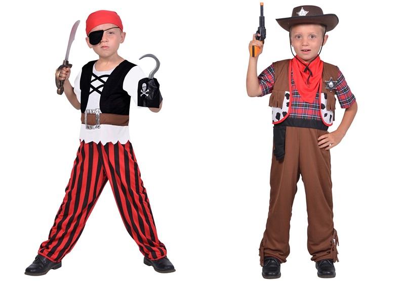Comment déguiser son enfant en cowboy